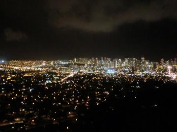 タンタラスの丘から夜景