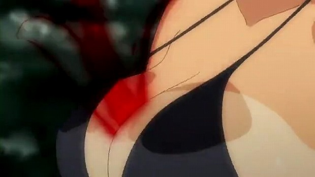 閃乱カグラ 12話15