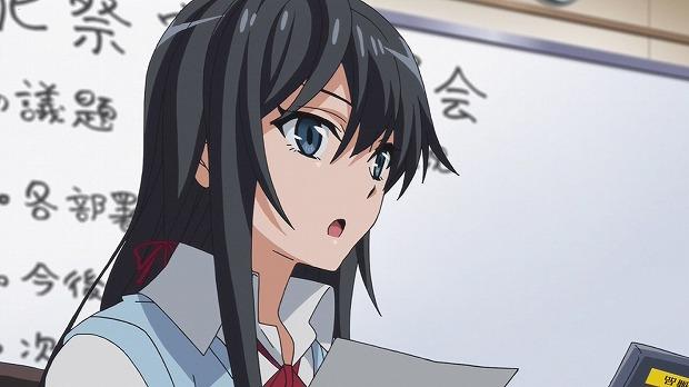 俺ガイル 10話11