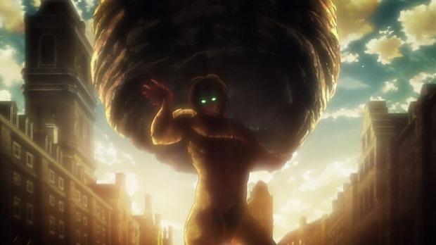 進撃の巨人 11話3