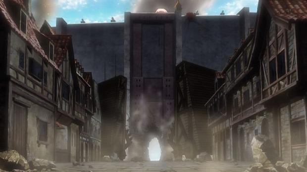 進撃の巨人 4話28