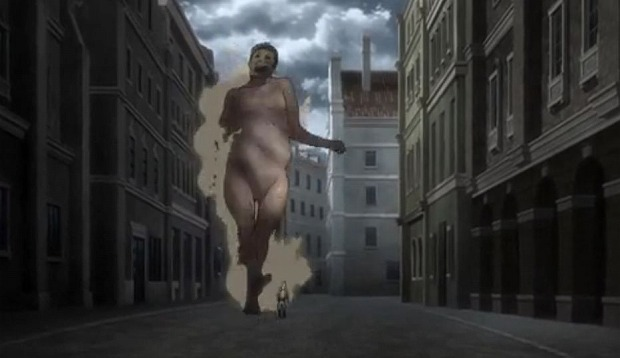 進撃の巨人 6話6