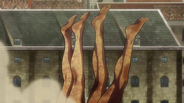 進撃の巨人 8話12