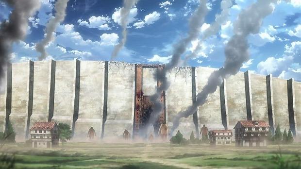 進撃の巨人 9話7