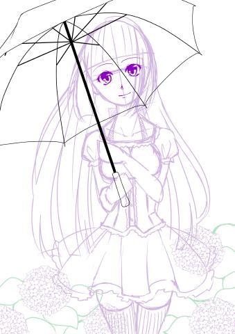 pict-紫陽花