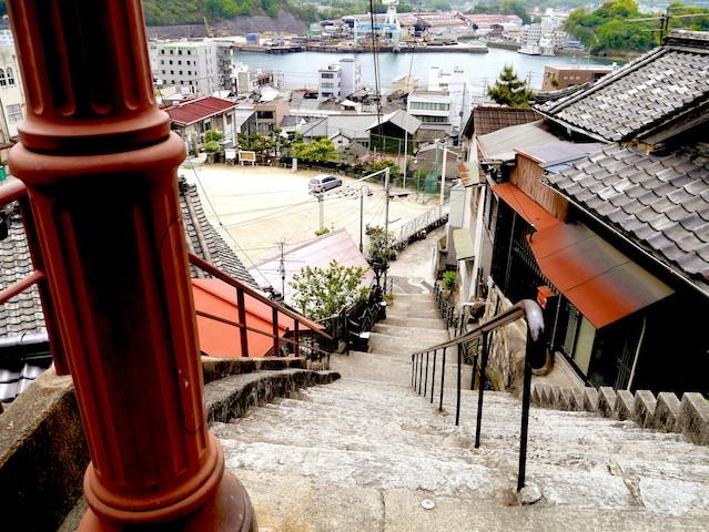 1305尾道坂風景