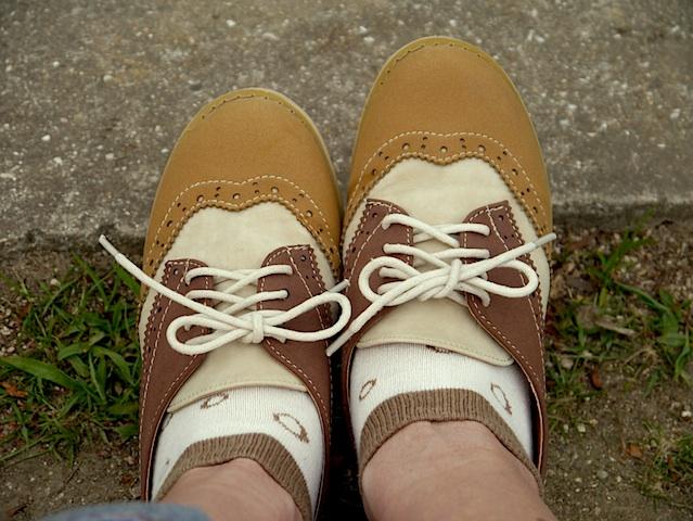 靴アナタと歩く