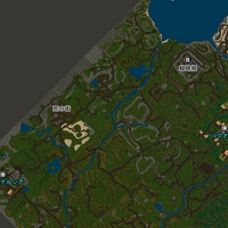 ハードコアルールにより、リコール・マーク・ゲート不可地域となっています。