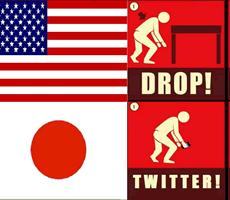 「地震が発生時の日本人とアメリカ人との違い」ワロタwwww (画像あり)