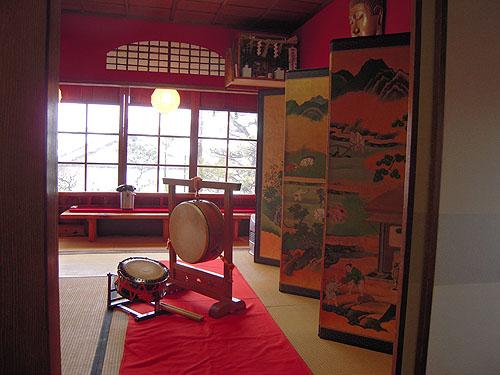 鏑木商舗にて芸子さんのお座敷