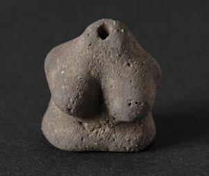 日本最古の土偶