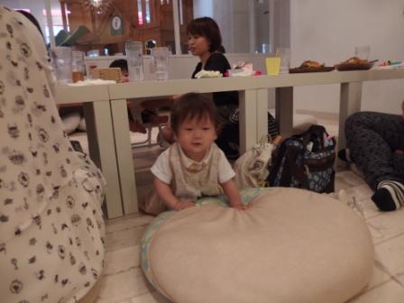 赤ちゃんカフェ3