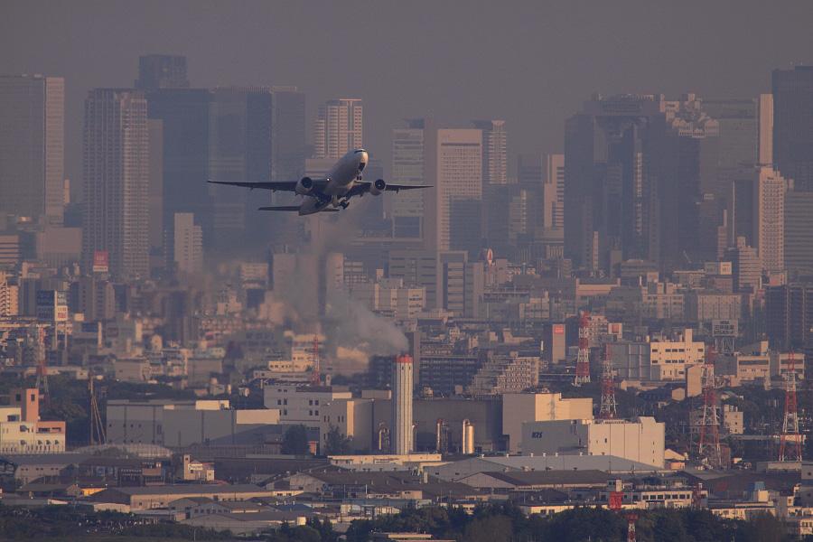 JAL B777-289 / JAL128