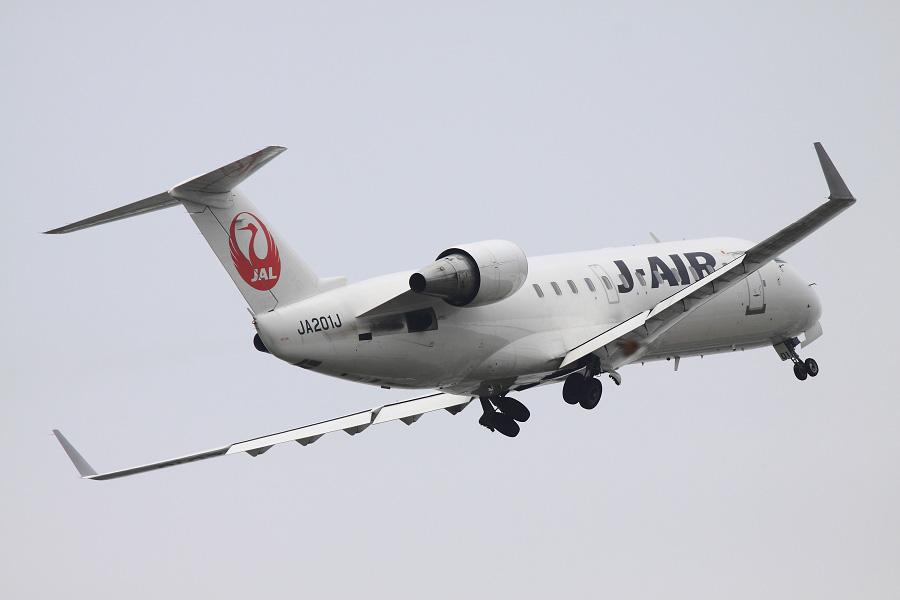 J-AIR CRJ-200ER / JAL2153