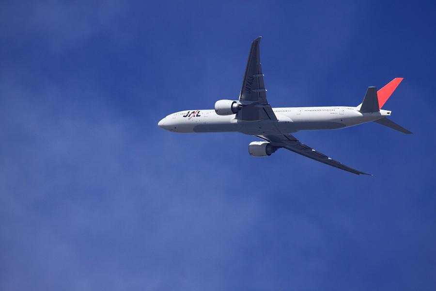 JAL B777-346ER / JAL3002