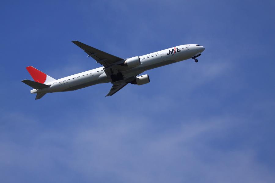 JAL B777-346 / JAL2081 (JA751J)