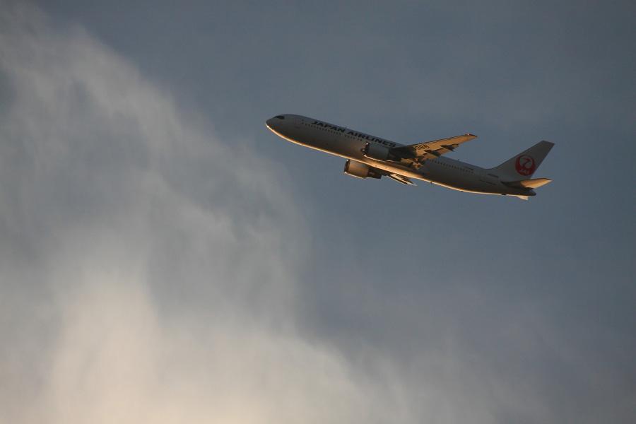 JAL B767-346 / JAL130 (JA8988)