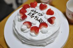 2011.12.23ケーキ