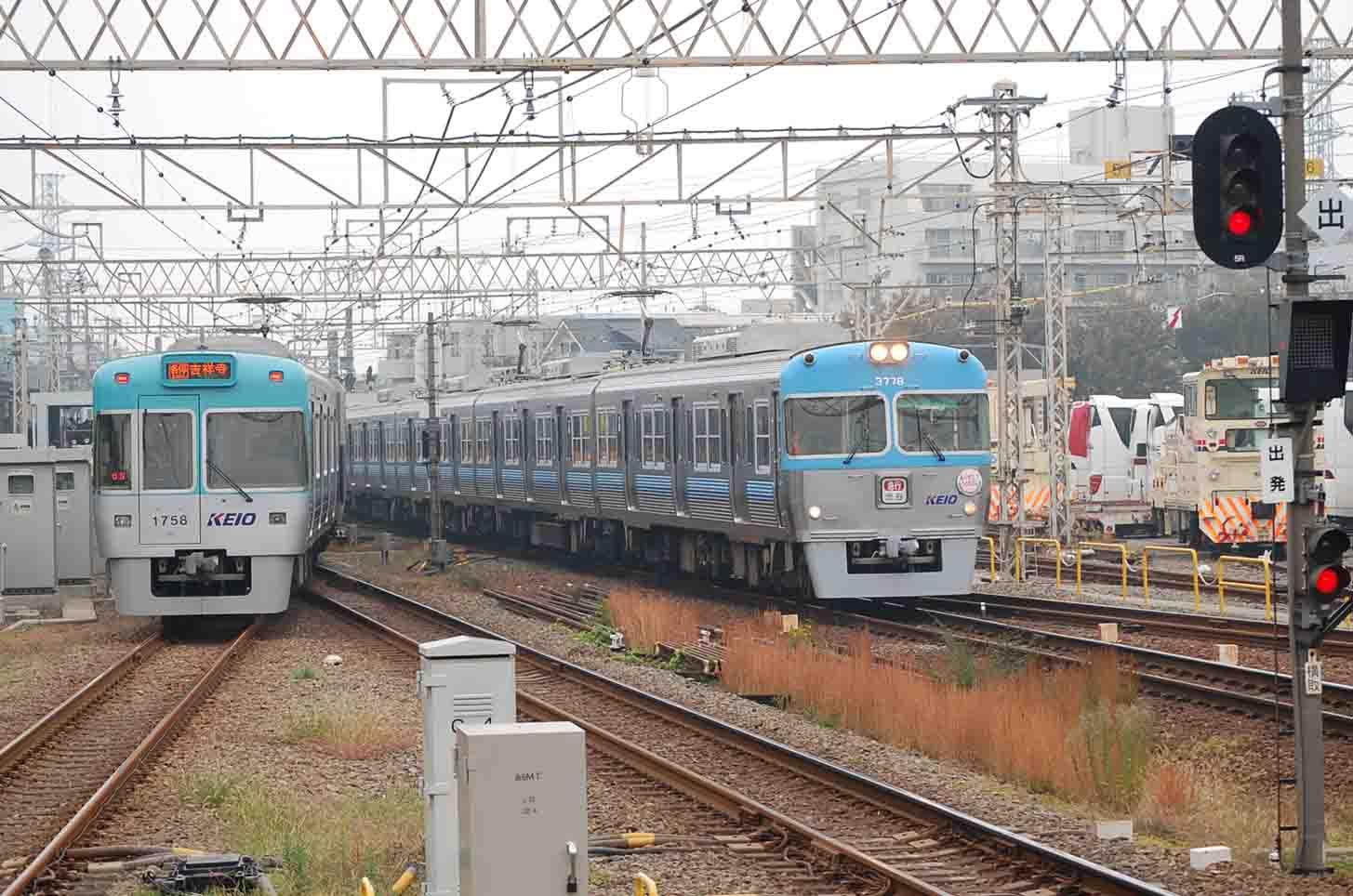 20111106井の頭3000系 009A