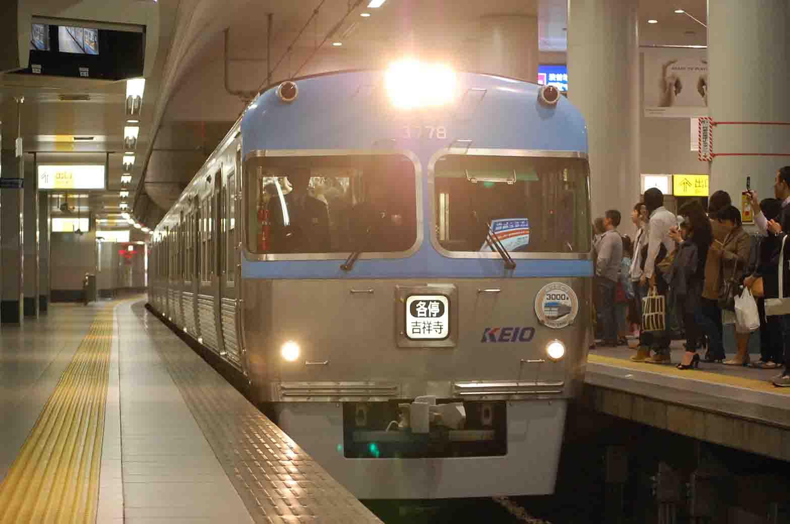 20111113京王3000系 096A