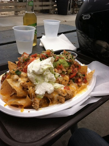 10-3 nachos small