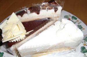 バロンのケーキ