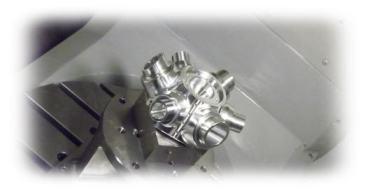 5軸加工サンプル