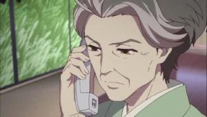 皐月からの電話
