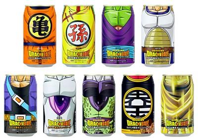 復刻堂ヒーローズ缶 DB缶