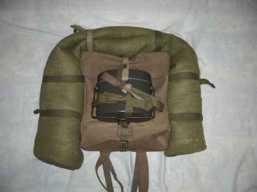 陸軍毛布09
