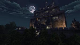ルシフェル城