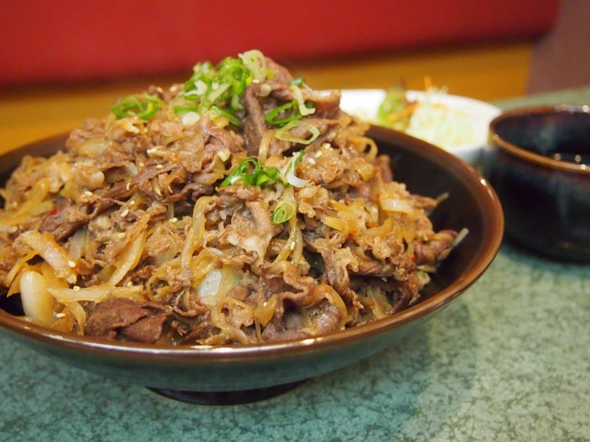 焼肉丼トリプル1