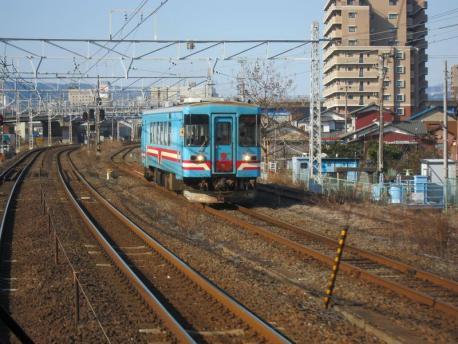 東海道線の車窓 9