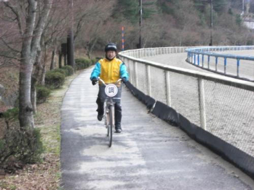 日吉・自転車