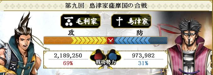 対島津 攻撃