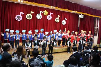20111204沼田保育園お遊戯会