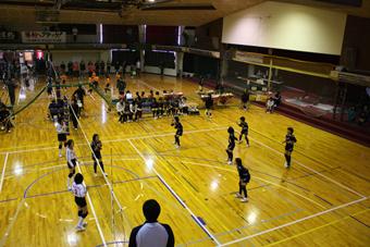 20111211教育長杯小学生バレーボール1
