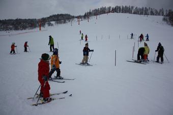 20111228高穂スキー場オープン