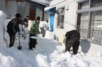 20120128各団体がボランティア (2)