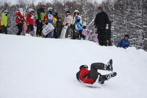 20120211高穂スキー場まつり