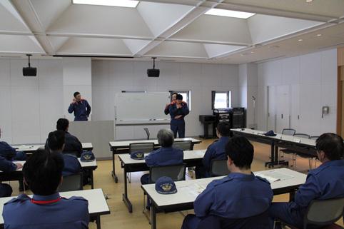 20120220消防団員救命講習会