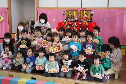 20120302ひな祭り (1)