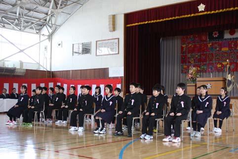 20120406中学校入学式