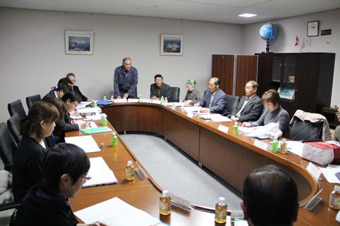 20120423平成24年度沼田町民生児童委員協議会総会
