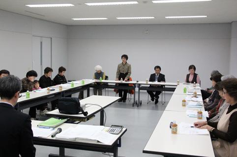 20120424平成24年度沼田町赤十字奉仕団総会が開催されました