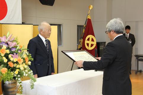 20120425特別功労者等表彰式