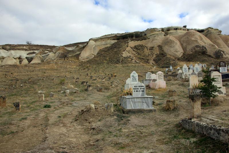 109カッパドキア2012墓地