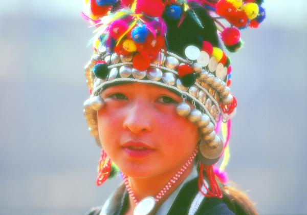 12アイニバラ族の娘