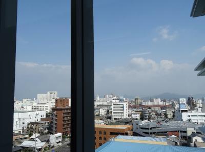 高い窓から