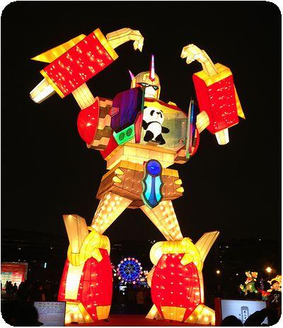 2014台北ランタンフェスティバルマジンガーz